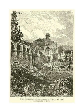 jesuits-church-arequipa-peru-after-the-earthquake-of-1868