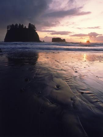 jim-corwin-beach-at-sunset-la-push-wa