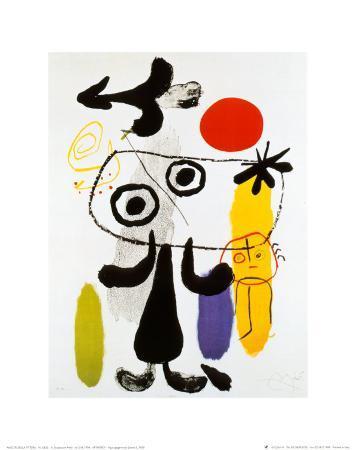 joan-miro-figur-gegen-rote-sonne-ii-c-1950