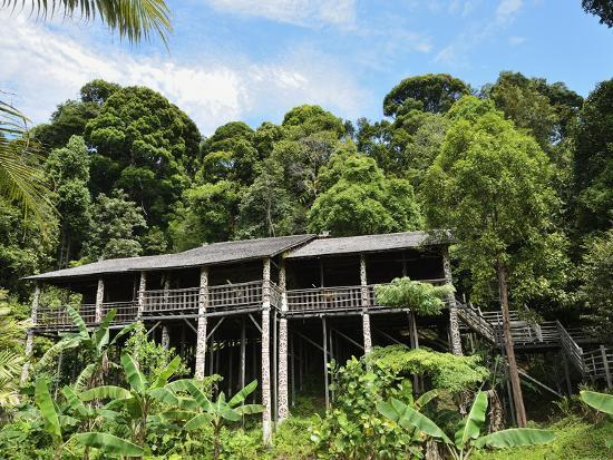 jochen-schlenker-traditional-house-sarawak-cultural-village-sarawak-borneo-malaysia-southeast-asia-asia