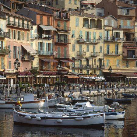 joe-cornish-harbour-at-villefranche-cote-d-azur