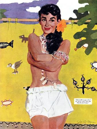 joe-de-mers-the-exile-of-paradise-island-saturday-evening-post-leading-ladies-september-4-1954-pg-29