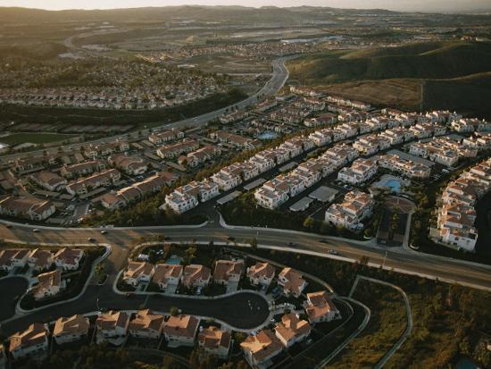 joel-sartore-an-aerial-view-of-a-housing-development-in-orange-county-california
