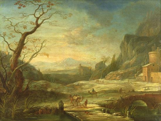 johann-holst-oriental-landscape