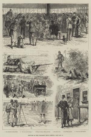 johann-nepomuk-schonberg-sketches-of-the-wimbledon-rifle-meeting