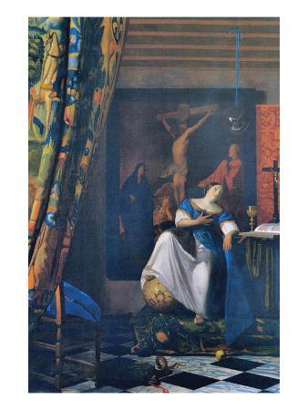 johannes-vermeer-allegory-of-faith