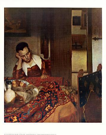 johannes-vermeer-girl-asleep-at-a-table-c-1657