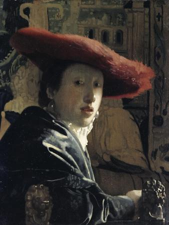 johannes-vermeer-girl-with-a-red-hat