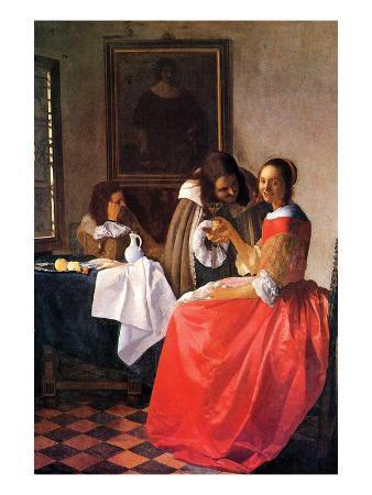 johannes-vermeer-girl-with-a-wine-glass
