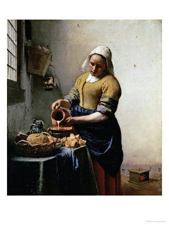 johannes-vermeer-the-milkmaid-1658-1660