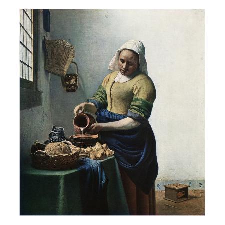 johannes-vermeer-the-milkmaid