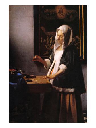 johannes-vermeer-weights
