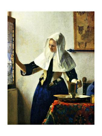 johannes-vermeer-young-dutch-woman-with-a-water-pitcher
