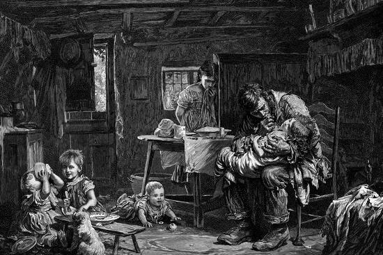 john-bagnold-burgess-the-widower-1882