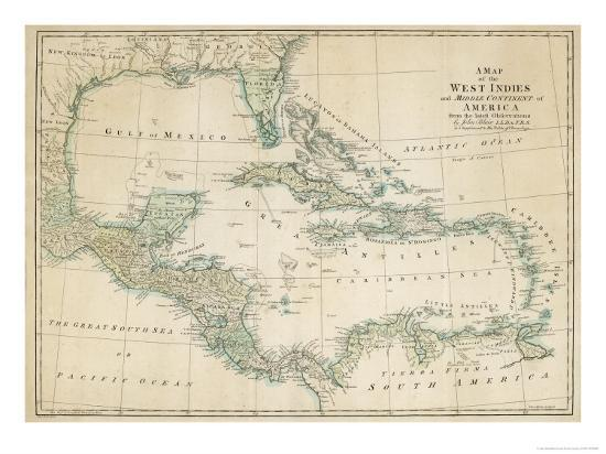 john-blair-the-caribbean-with-the-west-indies-and-the-coasts-of-the-united-states-and-the-spanish-possessions