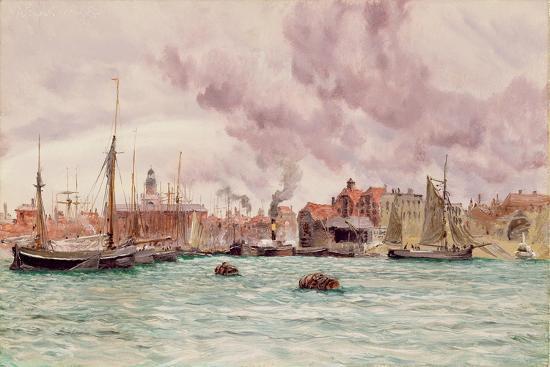 john-brett-portsmouth-harbour-1884