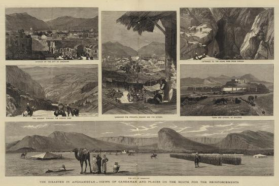 john-charles-dollman-the-disaster-in-afghanistan-views-of-candahar-and-places-on-the-route-for-the-reinforcements