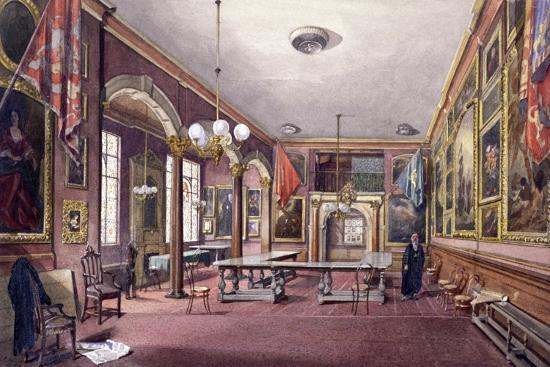 john-crowther-interior-of-painter-stainers-hall-london-1888