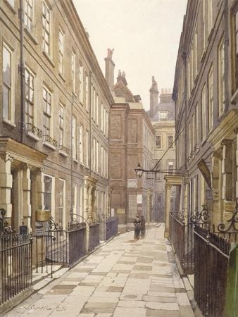 john-crowther-view-of-catherine-court-tower-hill-london-looking-east-1886