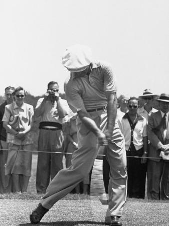 john-dominis-ben-hogan-hitting-a-golf-ball
