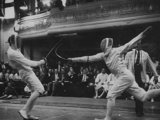 john-dominis-fencers-competing-in-the-olympics