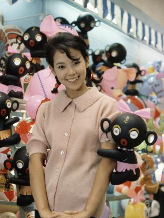 john-dominis-japanese-dakkochan-doll-made-of-inflated-black-plastic