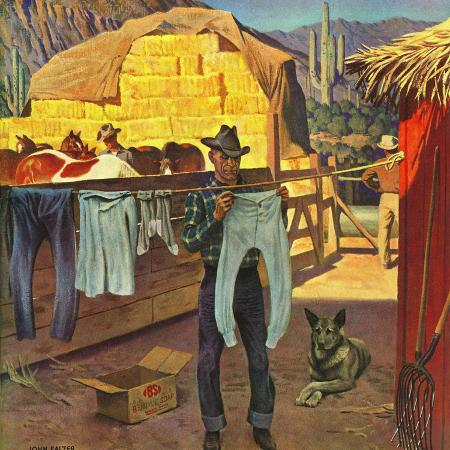 john-falter-cowboy-hanging-out-his-laundry-march-1-1947