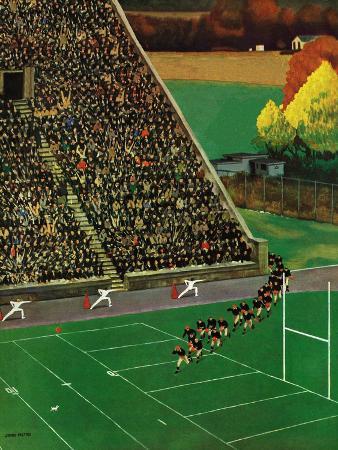 john-falter-onto-the-field-november-1-1947