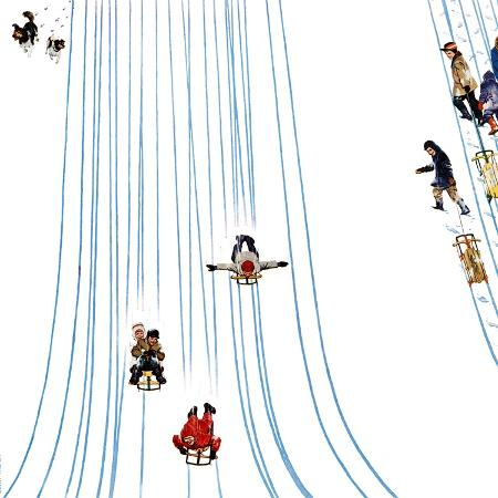 john-falter-sledding-designs-in-the-snow-february-3-1962
