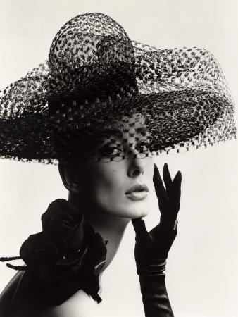 john-french-tania-mallet-in-a-madame-paulette-stiffened-net-picture-hat-1963