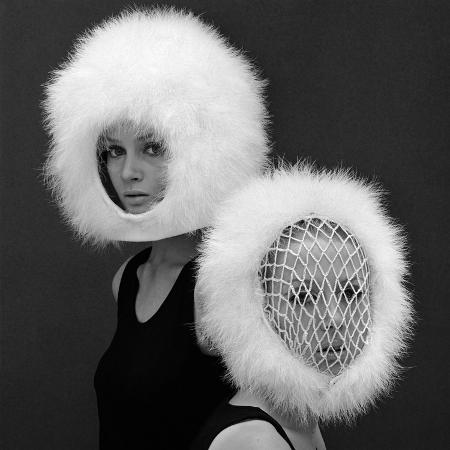 john-french-two-capsule-line-feathered-helmets-1960s