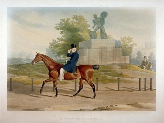 john-harris-the-duke-of-wellington-riding-past-the-achilles-statue-in-hyde-park-london-1844