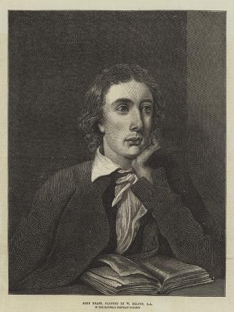 john-keats-in-the-national-portrait-gallery