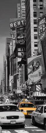 john-lawrence-yellow-cabs-new-york