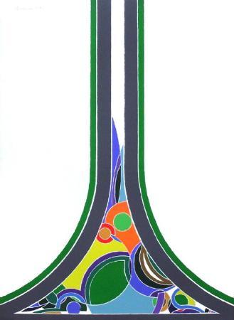 john-levee-composition-abstraite-ii