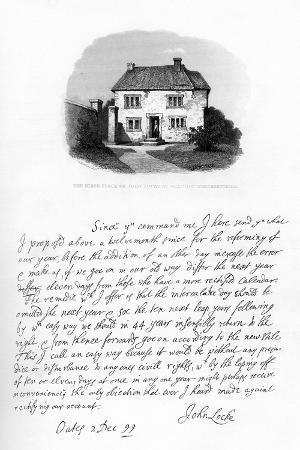 john-locke-part-of-a-letter-from-john-locke-to-sir-hans-sloane-late-17th-early-18th-century