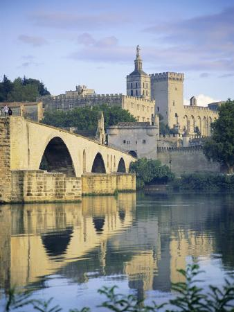 john-miller-papal-palace-and-bridge-over-the-river-rhone-avignon-provence-france-europe