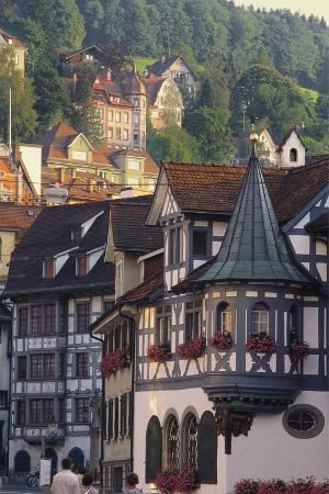 john-miller-tudor-exterior-of-buildings-in-town-of-st-gallen-in-switzerland