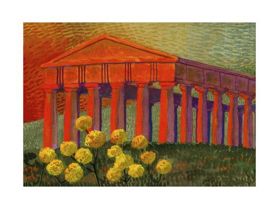 john-newcomb-greek-temple-segesta