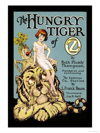 john-r-neill-the-hungry-tiger-of-oz