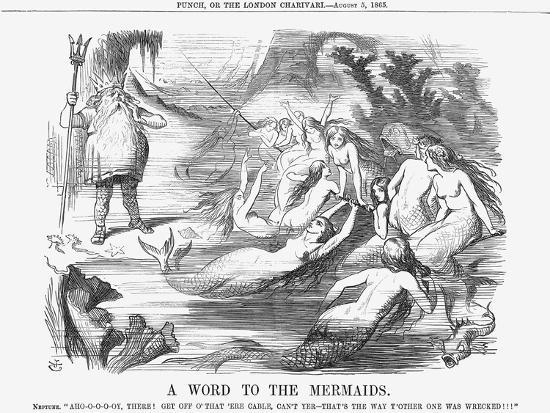 john-tenniel-a-word-to-the-mermaids-1865