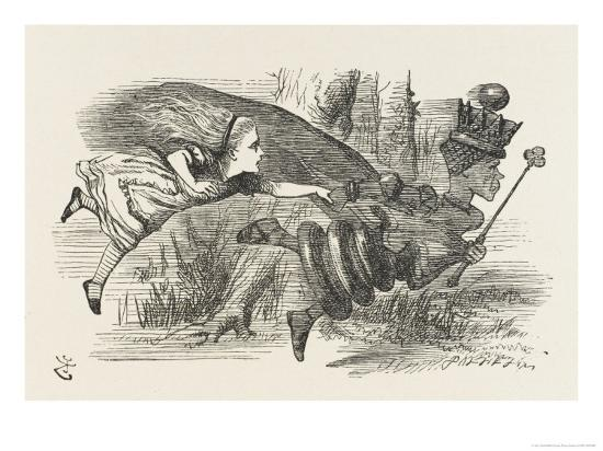 john-tenniel-alice-and-the-red-queen-fly-hand-in-hand