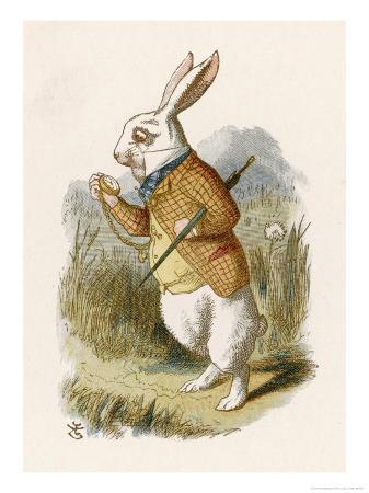 john-tenniel-alice-and-the-white-rabbit