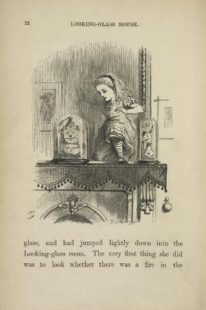 john-tenniel-alice-in-the-looking-glass-room