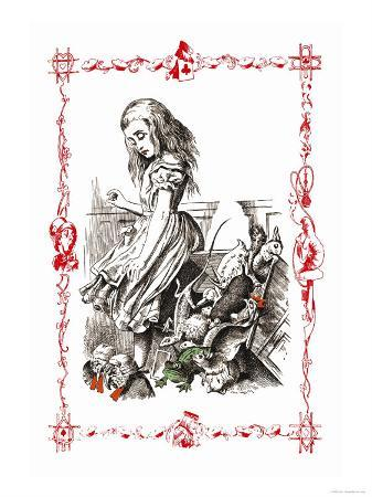 john-tenniel-alice-in-wonderland-alice-tips-over-the-jury-box