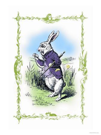 john-tenniel-alice-in-wonderland-the-white-rabbit