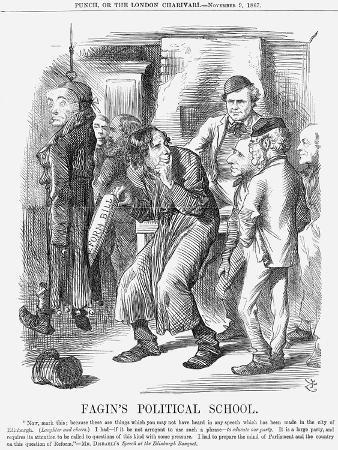john-tenniel-fagin-s-political-school-1867
