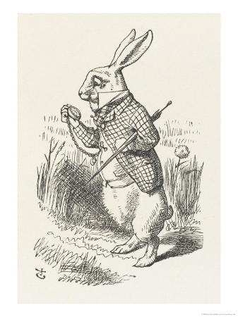 john-tenniel-the-white-rabbit-checks-his-watch