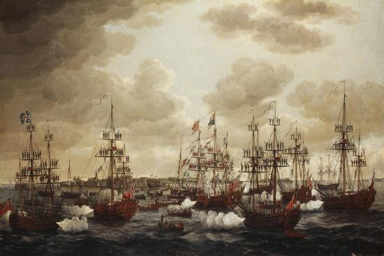 john-the-elder-cleveley-the-landing-of-princess-charlotte-at-harwich-in-1761-1762