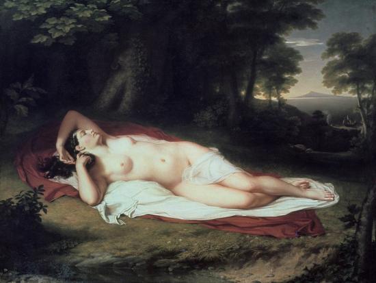 john-vanderlyn-ariadne-asleep-on-the-island-of-naxos-1809-1814